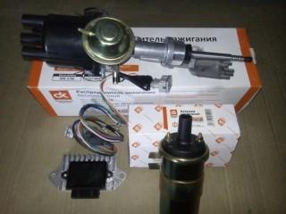 Бесконтактная система зажигания ваз 2101 Д.К.