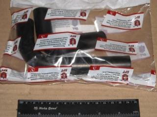 Патрубки отопителя Ваз 2101-2107 БРТ