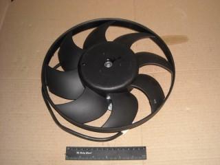 Вентилятор охлаждения Ваз 2110-2170 Лузар