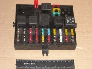 Блок предохранителей Ваз 2110-2112