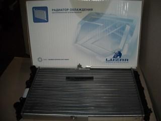 Радиатор основной Лузар Ваз 2110-2112