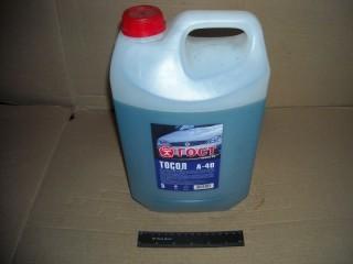 Тосол А-40 Стандарт 5 литров.